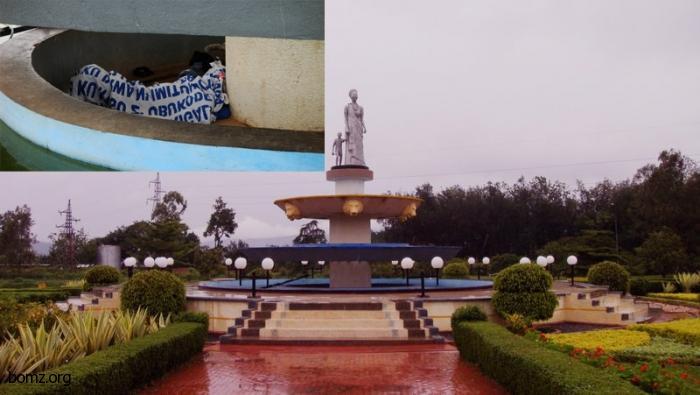 Руандийский бомж из Кигали