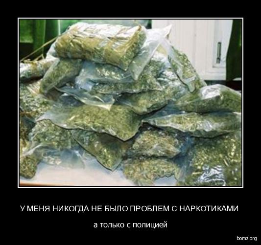 У меня никогда не было проблем с наркотиками  : У меня никогда не было проблем с наркотиками