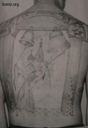 Значение тату колокола 132