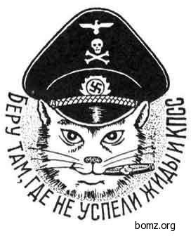 Вор в законе коте