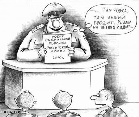 Реформа России