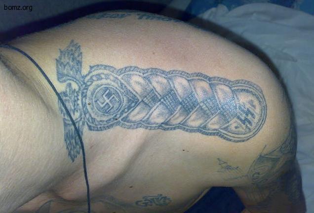 И их значения тюремные татуировки