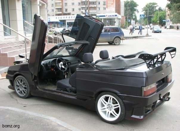ВАЗ кабриолет