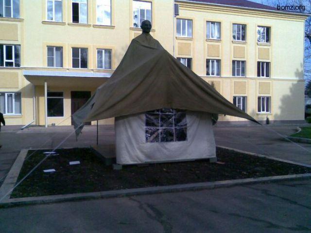 палатка хатка