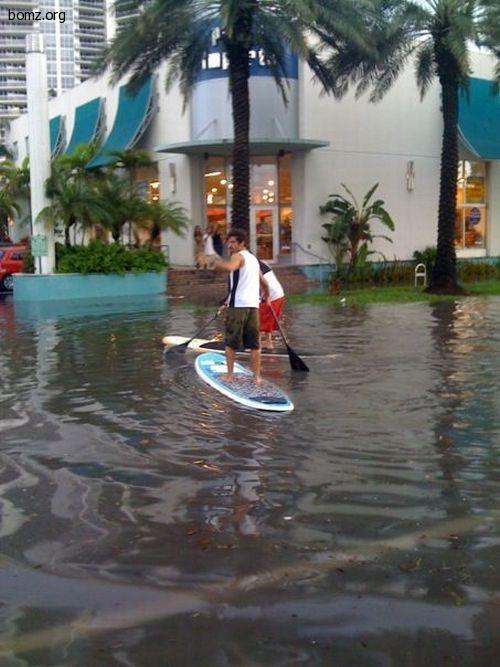 сёрфинг по городу