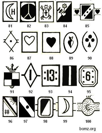 Визуальная энциклопедия российских тюремных татуировок - VICE 10