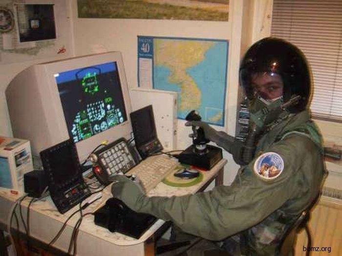 симулятор полёта
