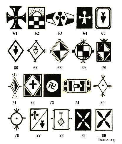 Визуальная энциклопедия российских тюремных татуировок - VICE 19