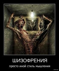 шизофрения : шизофрения